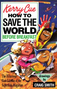 How to Save the World cover 3