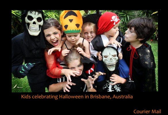 Halloween in Oz