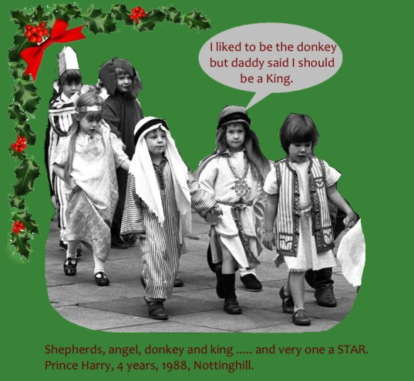 Kinder Nativity Play