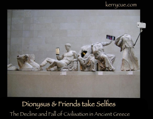 Kerry Cue Dionysus and friends