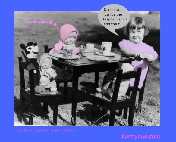 Kerry Cue-tea-party