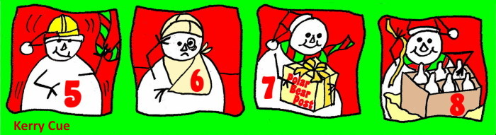 Advent Calendar 2 Silly Season Antidote